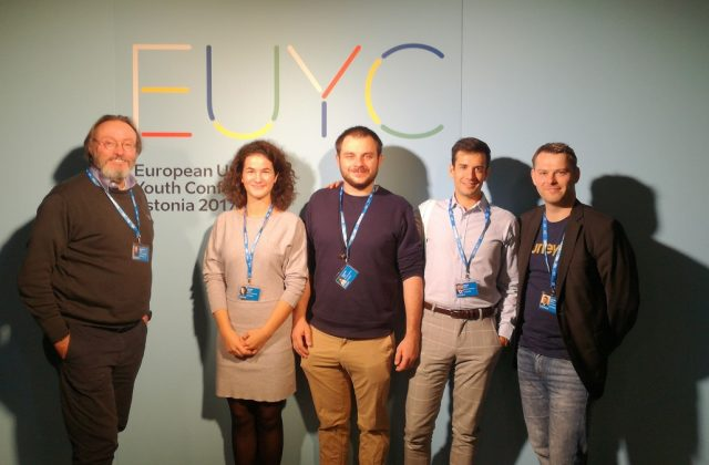 Gastbeitrag von Marius: Nach der EU-Jugendkonferenz in Tallinn