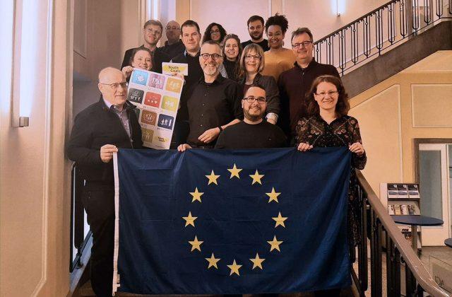 Treffen der Nationalen Arbeitsgruppe zum EU-Jugenddialog