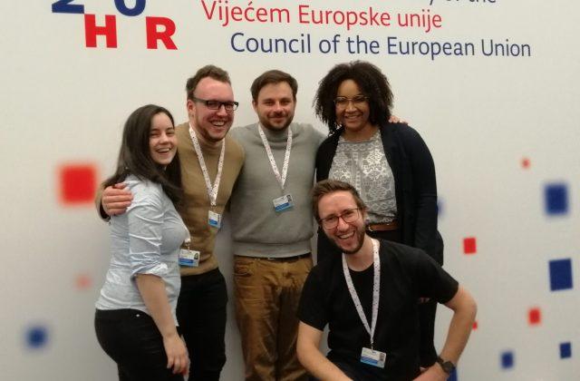 EU-Jugendkonferenz in Zagreb