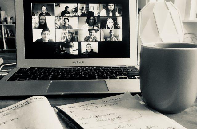 Online ju<sup>m</sup>p-Treffen