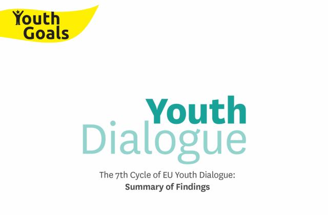 Die Ergebnisse aus dem 7. Zyklus des EU-Jugenddialogs sind online!