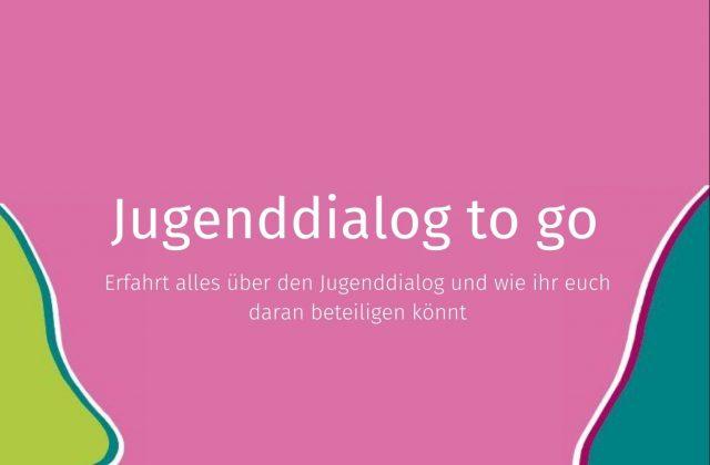 Handbuch Jugenddialog to go