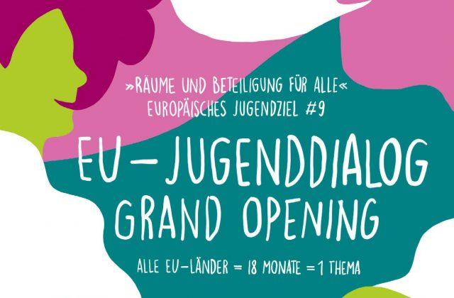Grand Opening: Räume und Beteiligung für alle