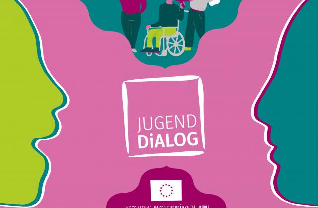 """Workshop zum aktuellen Thema des Jugenddialogs """"Räume und Beteiligung für alle"""" im Rahmen der Bundesjugendkonferenz"""