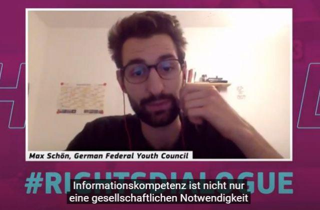 Grundrechtedialog mit Max